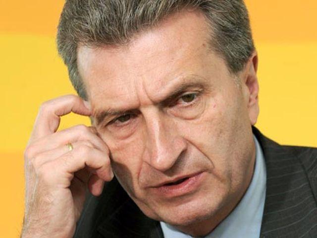 """Comisarul european pentru Energie: """"Proiectul Nabucco este în continuare în discuție"""""""