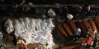 Accident de autocar în ITALIA: Cel puţin 36 de morţi și peste 10 răniți