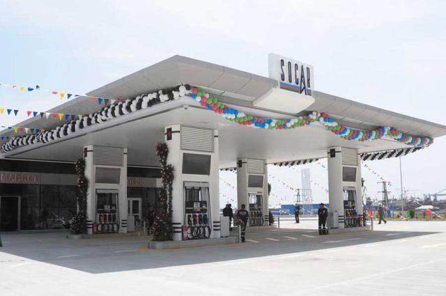 Compania azeră care n-a vrut Nabucco își deschide a 15-a benzinărie în România