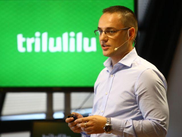 Antreprenorul Sergiu Biriș pregătește o variantă internațională a platformei online Trilulilu