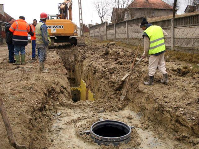 Mai puțin de jumătate din populația României este conectată la sistemele de canalizare