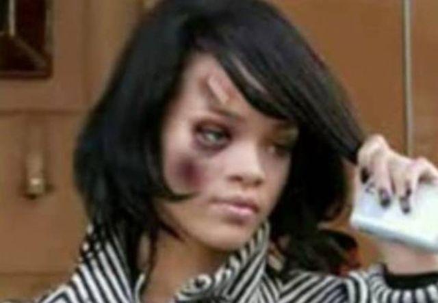 Cinci celebrități, victime ale violenței domestice