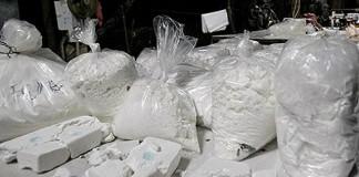 Zeci de tone de droguri confiscate în America Centrală şi Caraibe