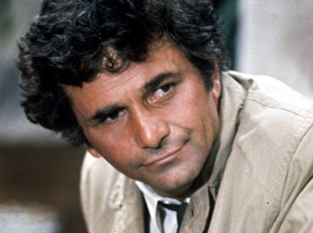 """Columbo"" a primit postum o stea pe Walk of Fame"