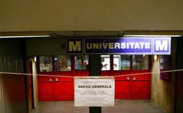 Metrorex şi RATB ar putea declanşa o grevă generală comună, în septembrie