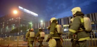 Rusia: Incendiu sediul Televiziunii publice