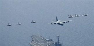 China şi Rusia vor organiza manevre navale comune în Marea Japoniei