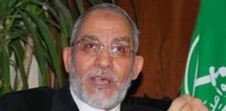 Egipt: Justiţia a dispus arestarea liderului Fraţilor Musulmani