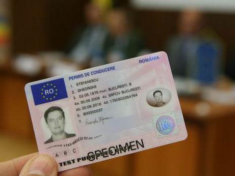 MAI: Proiect privind eliberarea permisului auto în cazul pierderii sau furtului, supus dezbaterii publice