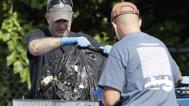 Cadavrele a trei femei au fost găsite în saci de plastic în Ohio