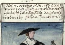 Un contabil din Evul Mediu a realizat prima revistă de modă