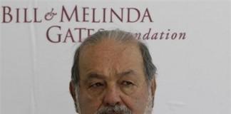 Varujan Vosganian s-a întâlnit cu cel mai bogat om din lume, Carlos Slim