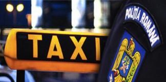 """IGPR: Controale în zona Aeroportului """"Henri Coandă"""" pentru verificarea legalităţii activităţii de taximetrie"""