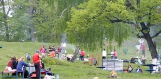 Râmnicu Vâlcea: Primăria va amenaja un loc de picnic în zona Lacului Ostroveni