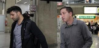 Documente confiscate lui David Miranda. Poliţia britanică a deschis o anchetă