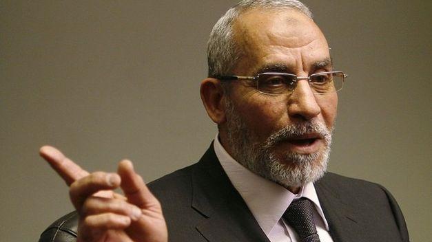 Egipt: Liderul suprem al Fraţilor Musulmani a fost arestat la Cairo