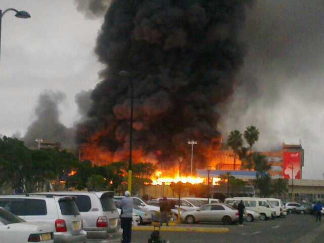 Kenya: Incendiu de proporții pe aeroportul internaţional din Nairobi