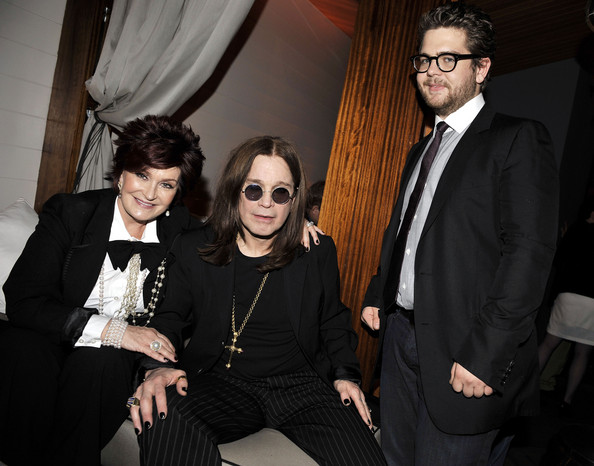 Ozzy Osbourne, bunic pentru a doua oară