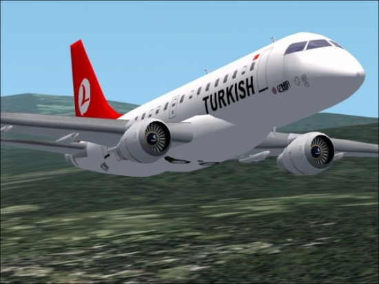 Doi membri ai unui echipaj Turkish Airlines, răpiţi la Beirut