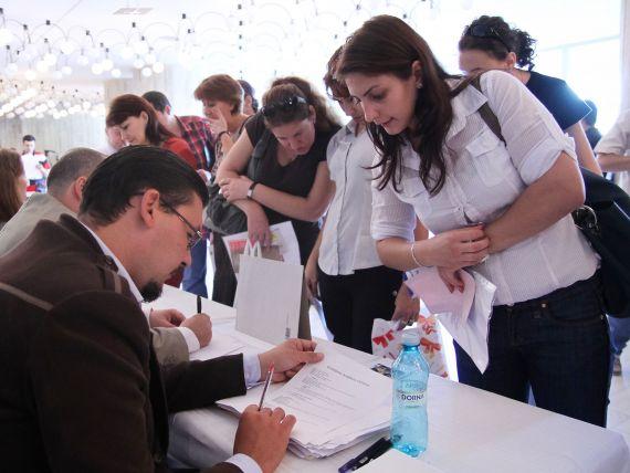 ANOFM: Circa 8.800 locuri de muncă vacante, disponibile la nivel naţional