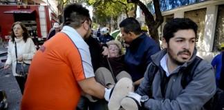 Explozie într-un imobil din Argentina: cel puţin 8 persoane au murit