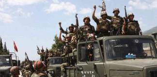 Siria se pregăteşte pentru cele mai rele scenarii