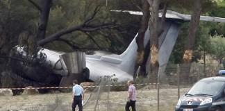 Avion prăbuşit în Franţa: trei persoane au decedat