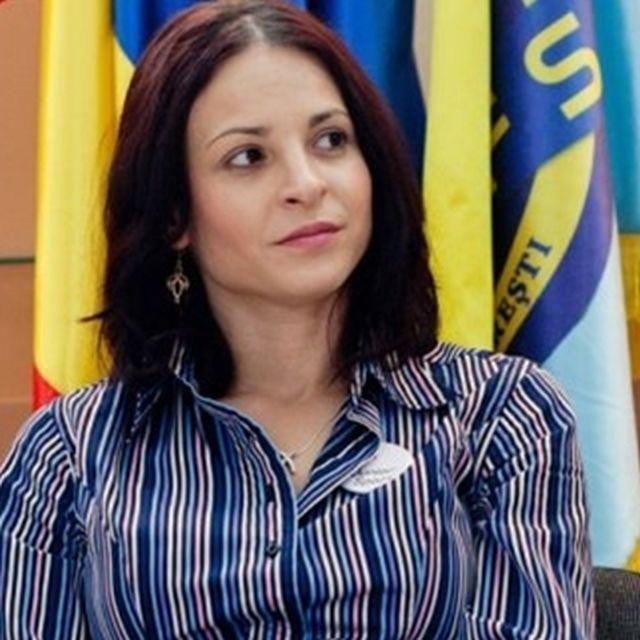 Corina Ungureanu, implicata intr-un accident rutier langa