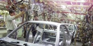 Industria de mașini a generat, în 2011, peste 6,5% din cifra de afaceri a întregii economii