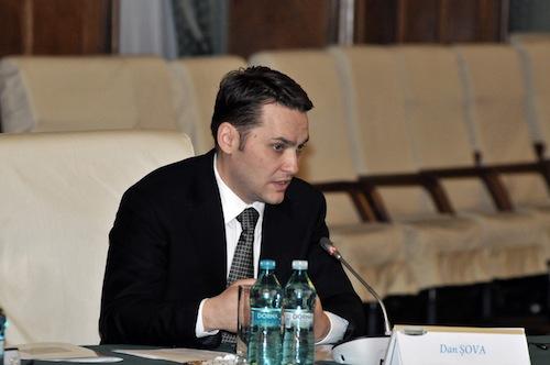 Dan Şova a venit la DNA, în legătură cu dispariţia contractului Bechtel