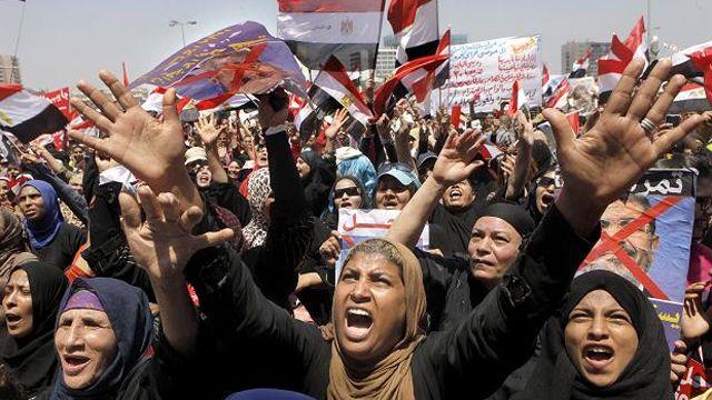 Violențe în Egipt: Bilanțul morţilor a ajuns la 278