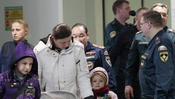Zeci de cetăţeni ruși au fost evacuați din Siria