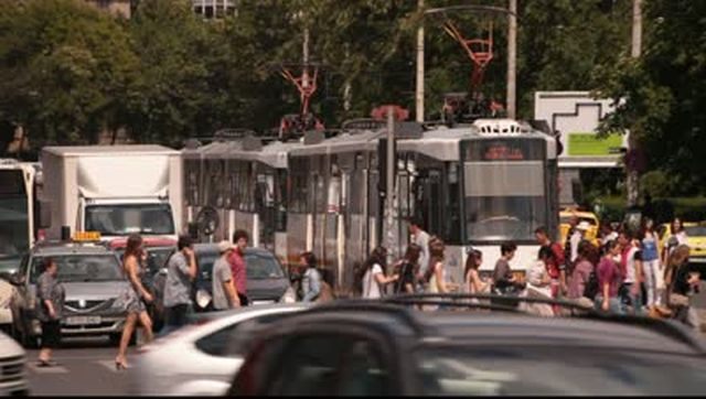 Două tramvaie s-au ciocnit pe Șoseaua Ștefan cel Mare; cel puțin şapte pasageri au fost răniți