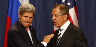 Washington şi Moscova, acord la ONU asupra unei rezoluţii privind Siria