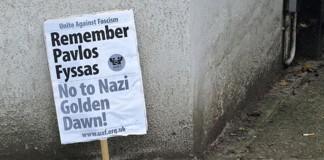 Violențe la finalul manifestaţiei antifasciste din Grecia
