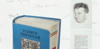 Volum cu poezii pentru Ceaușescu, scos la licitație cu 29.000 €