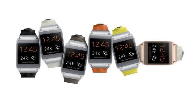 """Samsung a anunțat data lansării pentru Galaxy Gear. Ce funcții va avea """"ceasul inteligent"""""""