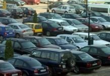 Peste jumătate din mașinile înmatriculate în acest an sunt mai vechi de 10 ani