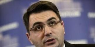 Deputatul Radu Popa și-a anunțat înscrierea în PSD: Va fi consilierul premierului Victor Ponta