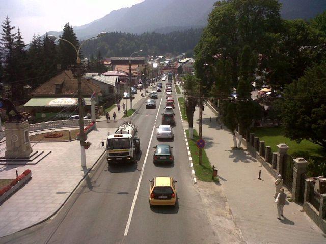 România, țară de tranzit pentru turiștii străini. În iulie, înnoptările au scăzut cu peste 4%