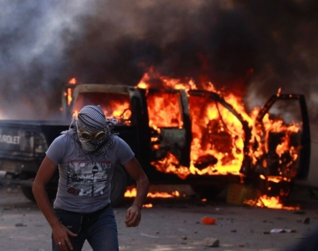 Atentat terorist la Benghazi