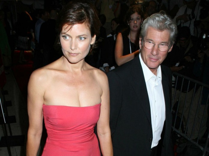Richard Gere divorțează de soţia sa după 11 ani de mariaj