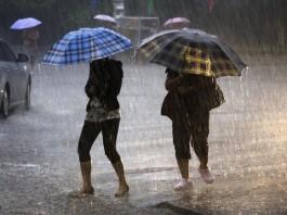 Cod Galben de ploi în opt judeţe din Moldova, din această seară până vineri dimineaţă