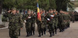 """Președintele Traian Băsescu a decorat Batalionul 191 Infanterie """"Colonel Radu Golescu"""""""