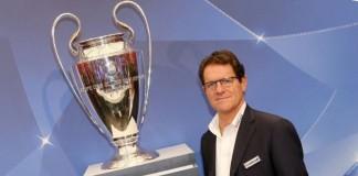 Trofeul UEFA Champions League și Fabio Capello vin în România. Unde și când poate fi admirată cupa