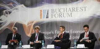 """Scenariul unui nou """"Drum al Mătăsii"""", discutat la Bucharest Forum"""