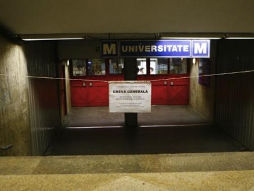 Grevă generală la Metrorex și RATB pe 30 septembrie: Angajații organizează și o grevă de avertisment pe 17 septembrie
