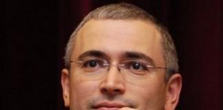 Fostul magnat rus al petrolului Mihail Hodorkovski, permiat cu Lech Walesa