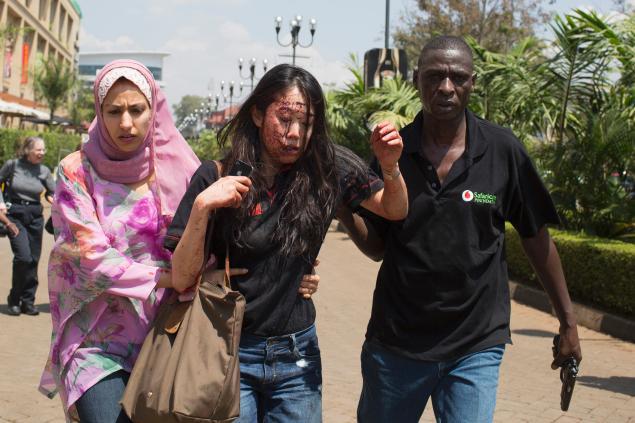 Atacul de la Nairobi: Cel puţin 69 de morţi şi 63 de dispăruţi