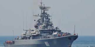 SUA şi Rusia trimit nave în apropierea Siriei